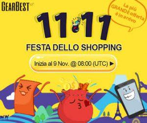 GearBest - Festa dello Shopping