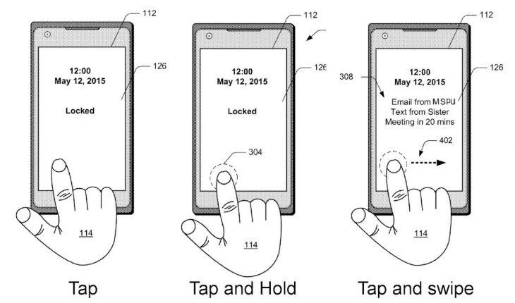 Biometric Gestures