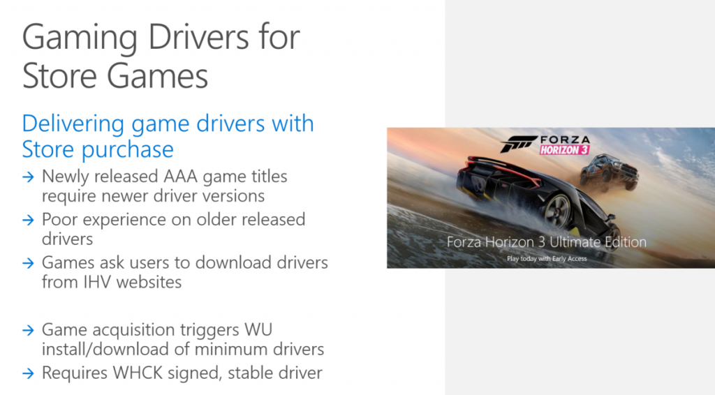 Novità Gaming in arrivo su Windows 10