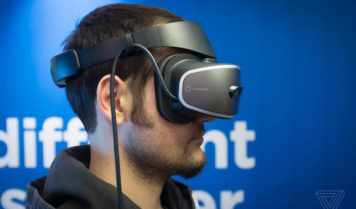 Lenovo si lancia nella realtà virtuale: ecco il suo headset VR