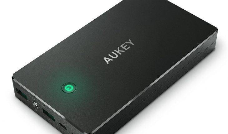 AUKEY Batteria Portatile 20000mAh