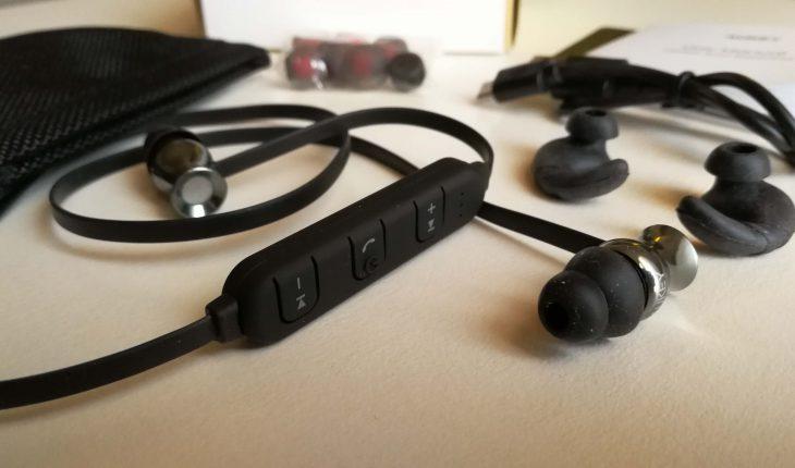 AUKEY Cuffie Bluetooth Wireless Sport (EP-B37)