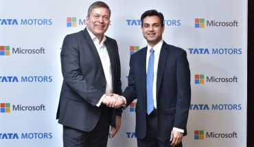Tata Motors e Microsoft India