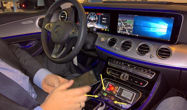 Continuum su Merceds-Benz