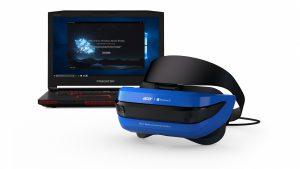 Visore VR di Acer
