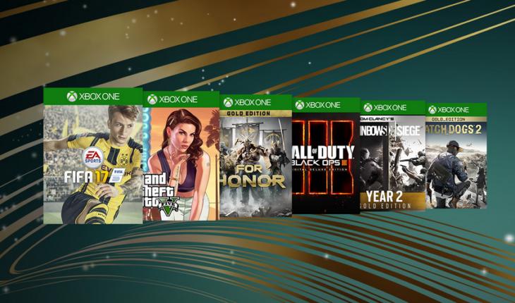 Xbox e Games With Gold: confermati i titoli gratuiti di aprile 2017!