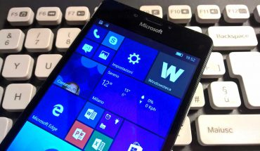 Build Preview 15043 di Windows 10 Mobile