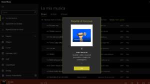 Update Groove Musica