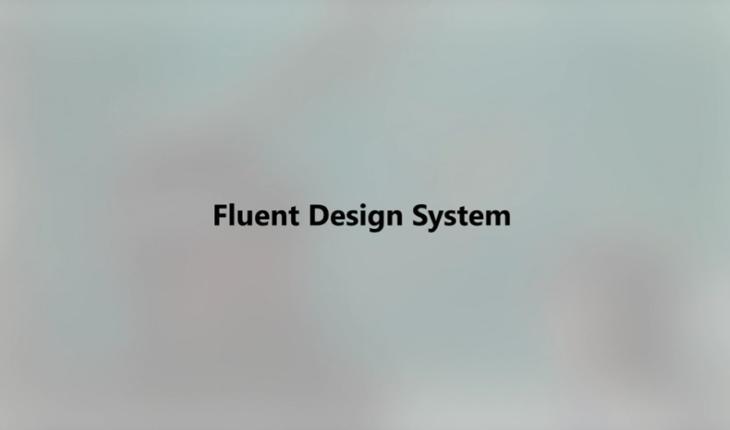 Fluent Design System