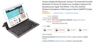 Offerta Lampo Amazon