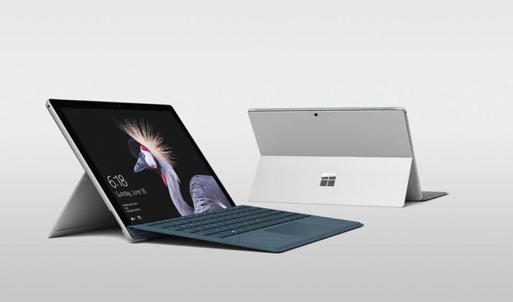 Microsoft, presentato il nuovo Surface Pro