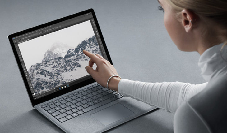 Microsoft, l'educazione a base di Windows 10 S, app e Surface Laptop