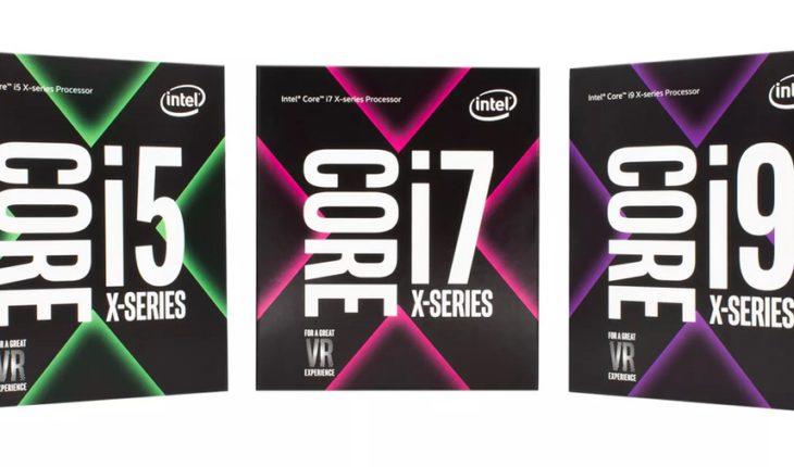 processori Core X