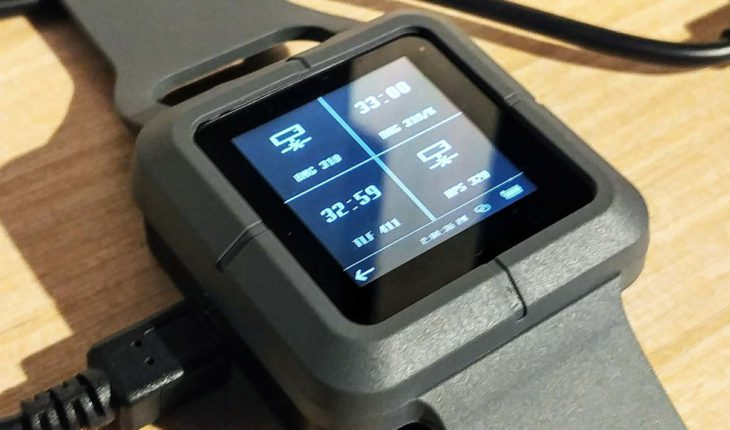 Smartwatch con Windows 10 IoT di Trekstor