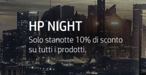 HP Night
