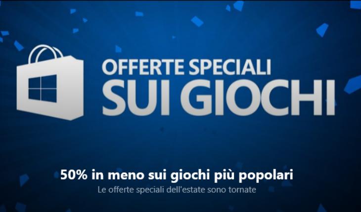 Offerte Speciali Giochi