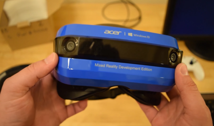 Visore per la Mixed Reality di Acer