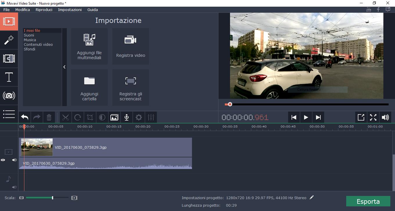 Movavi video suite il miglior software di editing video for Miglior software di progettazione edilizia