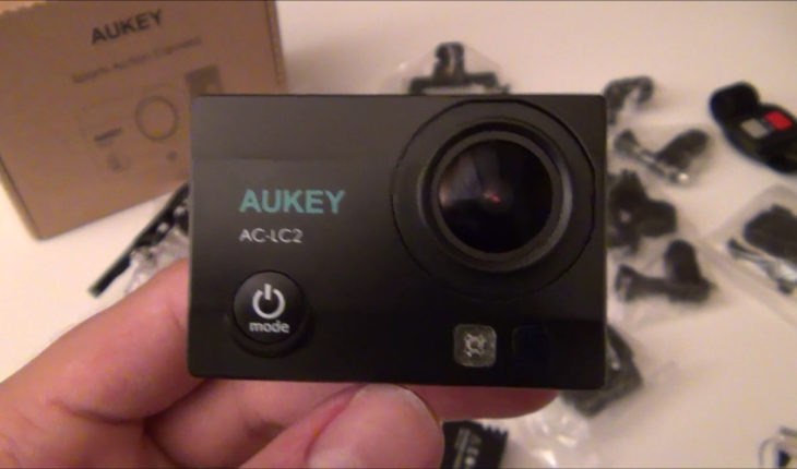 Action Cam AC-LC2
