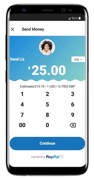 how to call paypal via skype