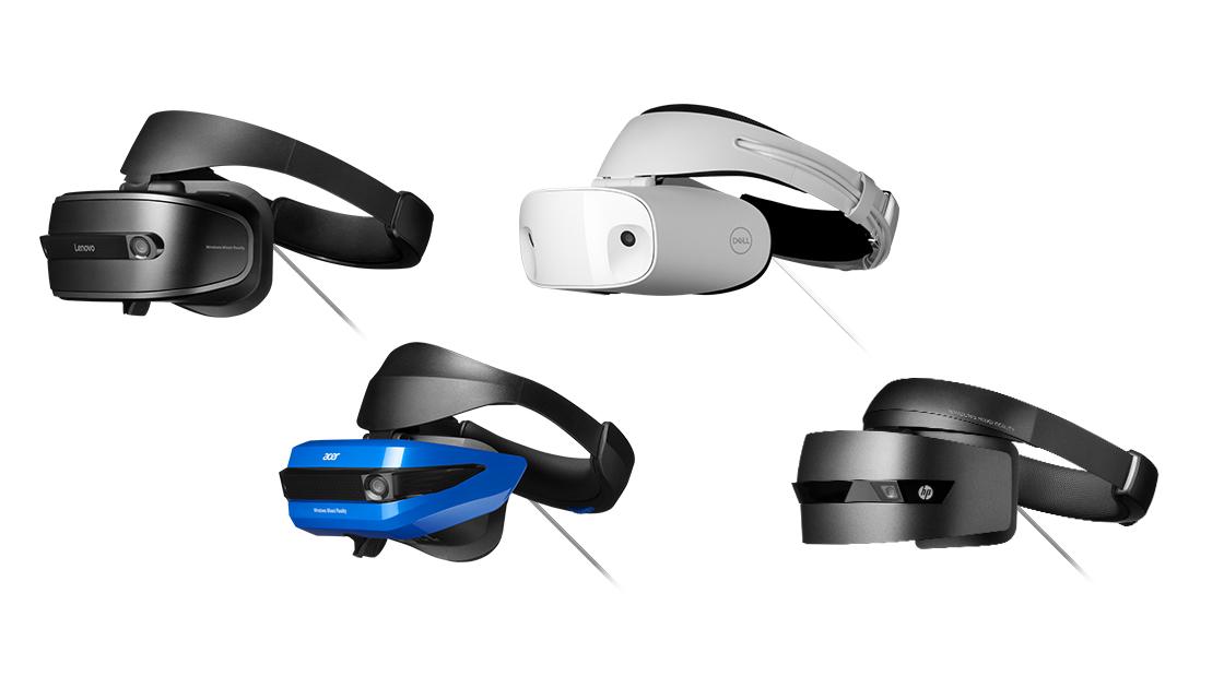 Il visore di Dell per la mixed reality di Microsoft costerà $349.99