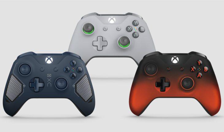 Nuovi Controller Xbox