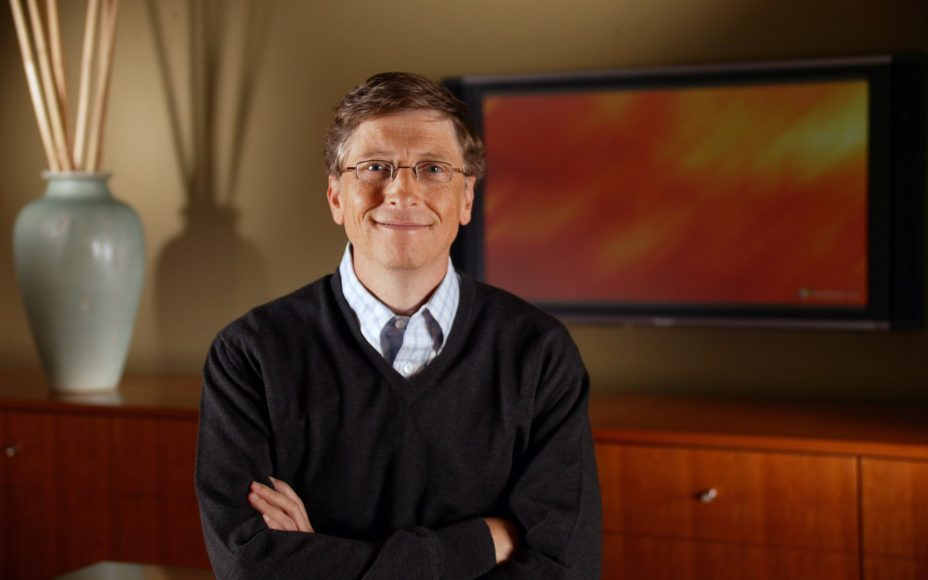 IPhone o Android? Che telefono utilizza Bill Gates?