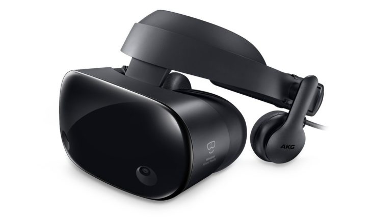 Visore VR di Samsung