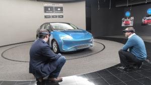 Ford e HoloLens