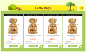Lugky Bags