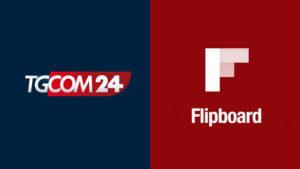 Tgcom24 e Flipboard