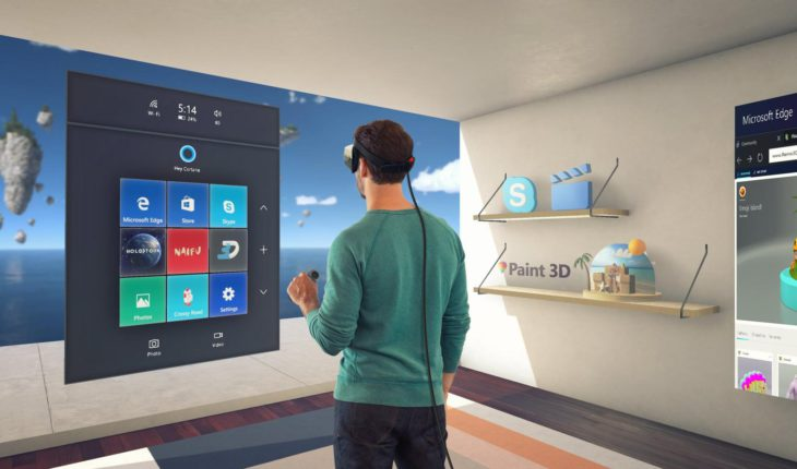 Windows Mixed Reality: Evento Microsoft in programma il 3 Ottobre!