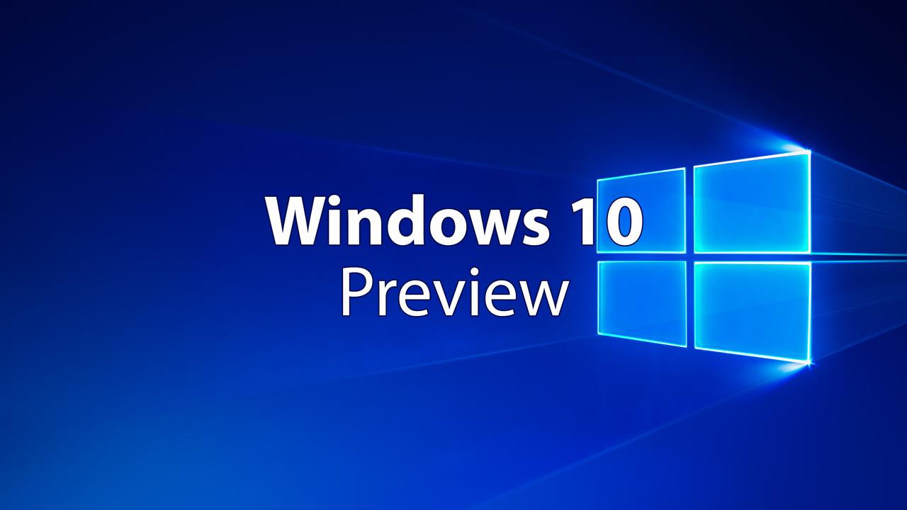 windows 10 disponibile la insider build preview 16362 per pc e tablet skip ahead. Black Bedroom Furniture Sets. Home Design Ideas