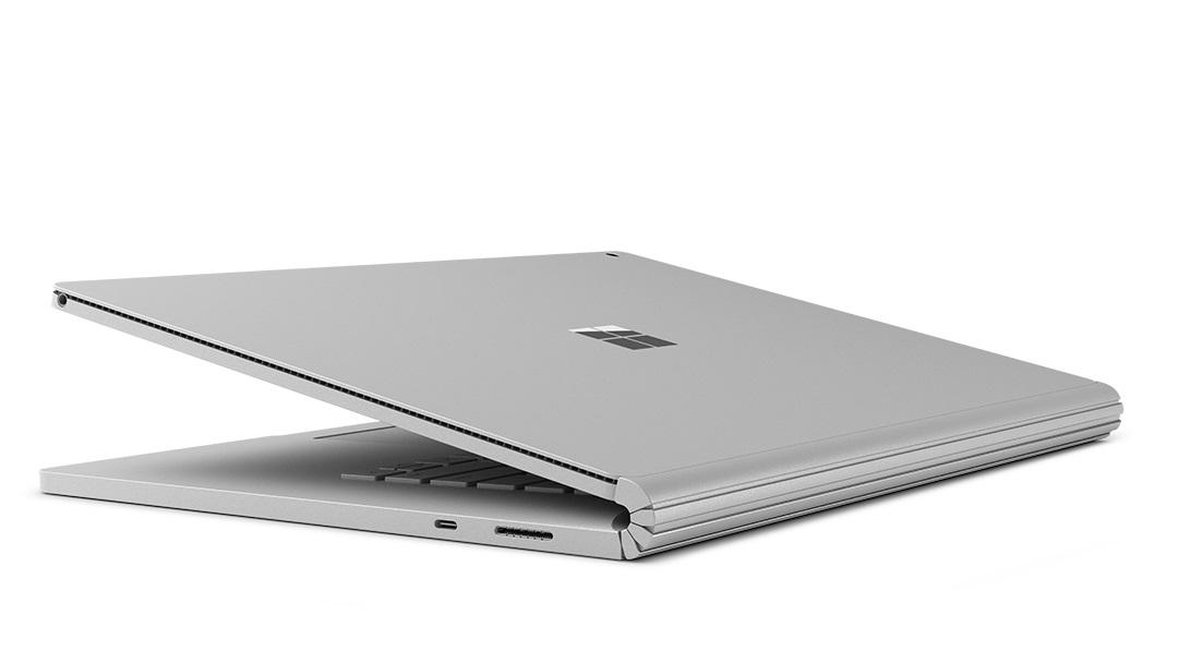 Microsoft presenta il Surface Book 2: peso ridotto e potenza aumentata