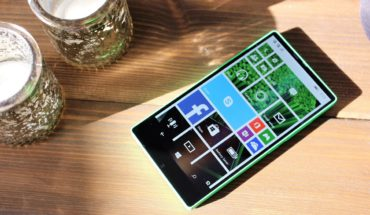 Prototipo di Lumia All Screen