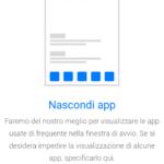 Nascondi App