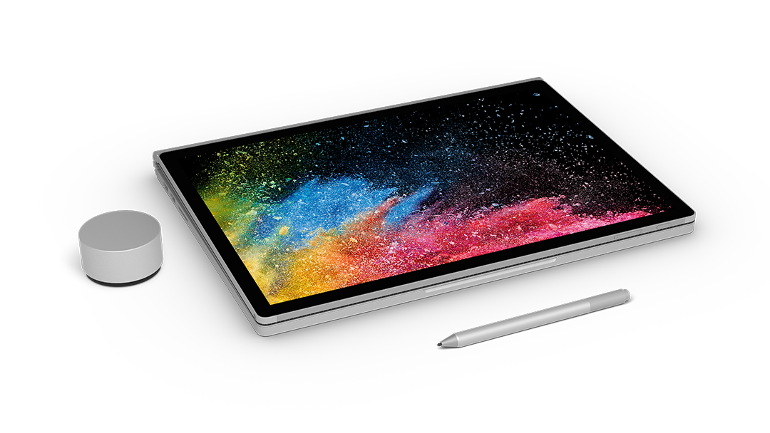 Microsoft lancia la sfida ad Apple con il suo Surface Book 2