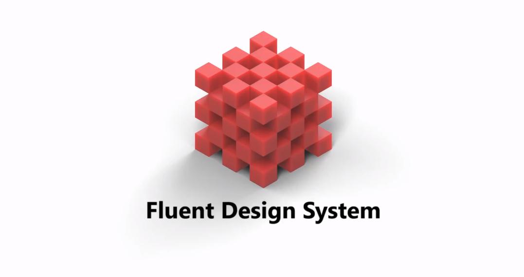 Fluent design system ecco come cambier l 39 aspetto di for Design seminterrato non finito