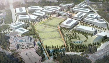 Il nuovo Campus di Microsoft