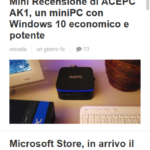 Windowsteca per Android