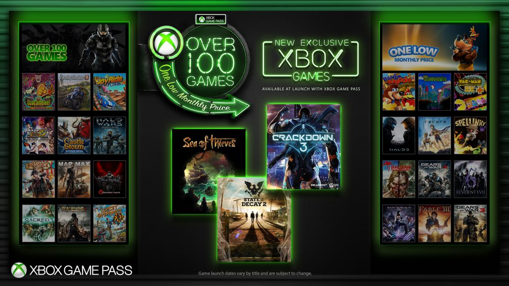 Xbox Game Pass rivoluzionato. Con 9.99 euro accesso anche ai giochi nuovi