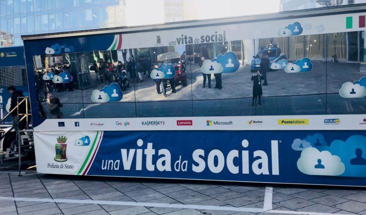 Una vita da Social - 2018