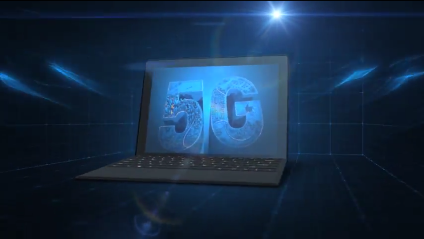 Primo notebook Intel con supporto 5G al MWC 2018