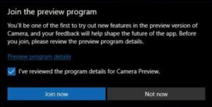 Windows App Previews