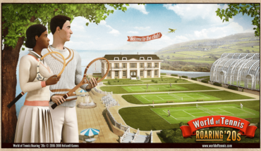 World of Tennis: Roaring 20's
