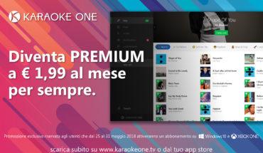 Promo Karaoke One