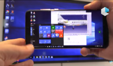Huawei P20 Pro con Windows 10