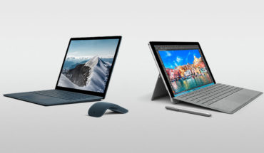 Surface Laptop e Surface Pro 4