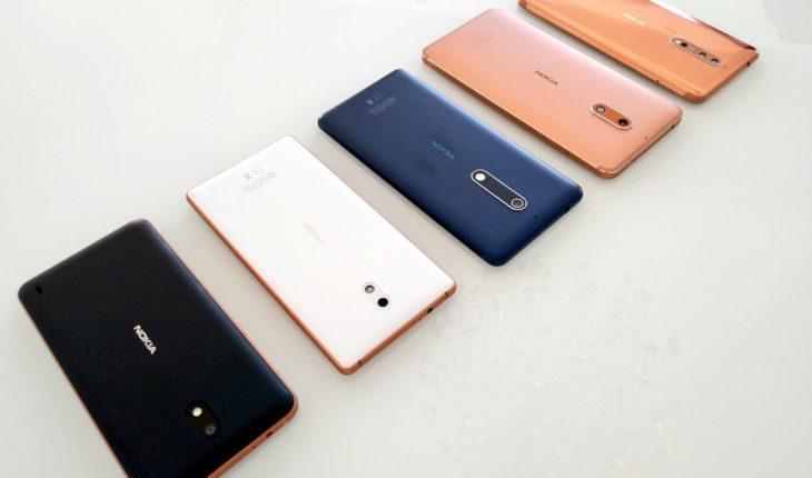 Smartphone Nokia