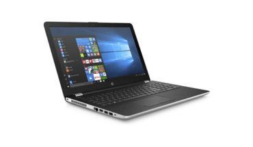 Notebook HP 15-bs107nl